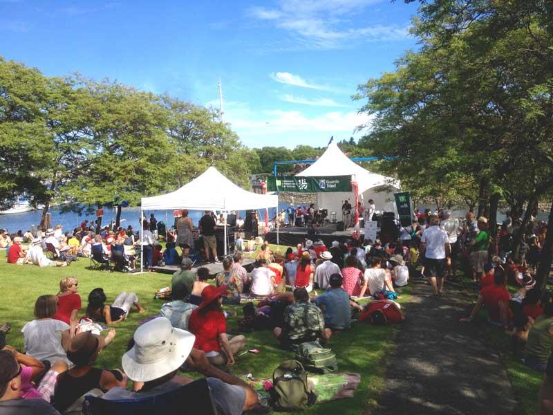 Musik Festival Granville Island