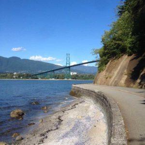 seawall stanley park Vancouver