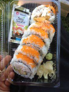 sushi essen vancouver